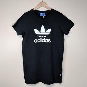 Vintage Adidas Long Logo T-Shirt